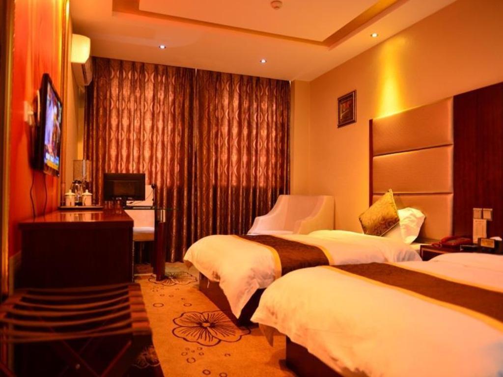 Chengdu Konggang First Cl Hotel In