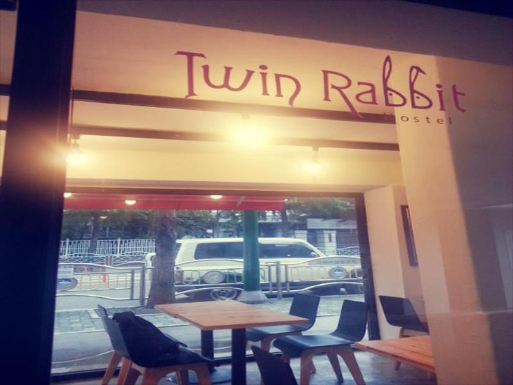 Coffee shop Twin Rabbit Hostel