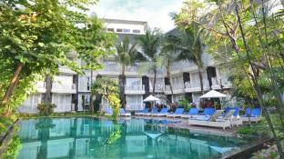 Legian Map And Hotels In Area Bali
