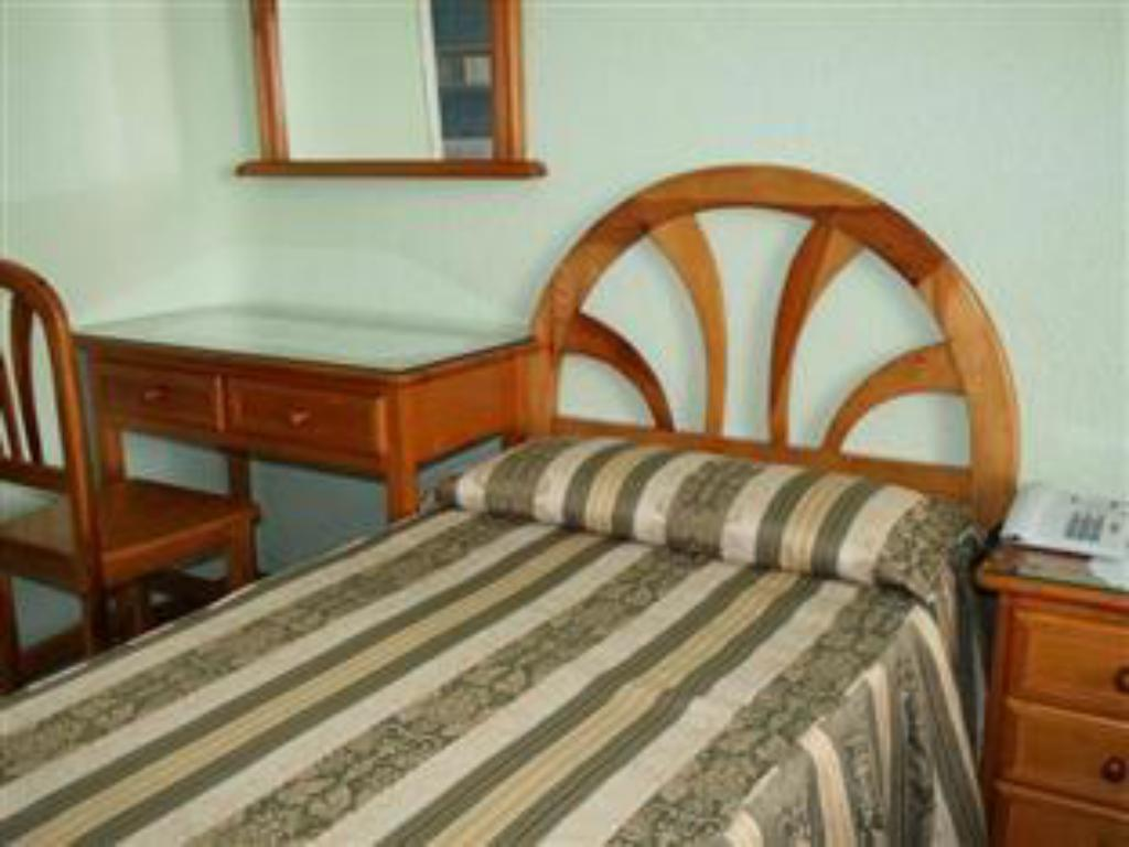 Single - Guestroom Hostal Continental