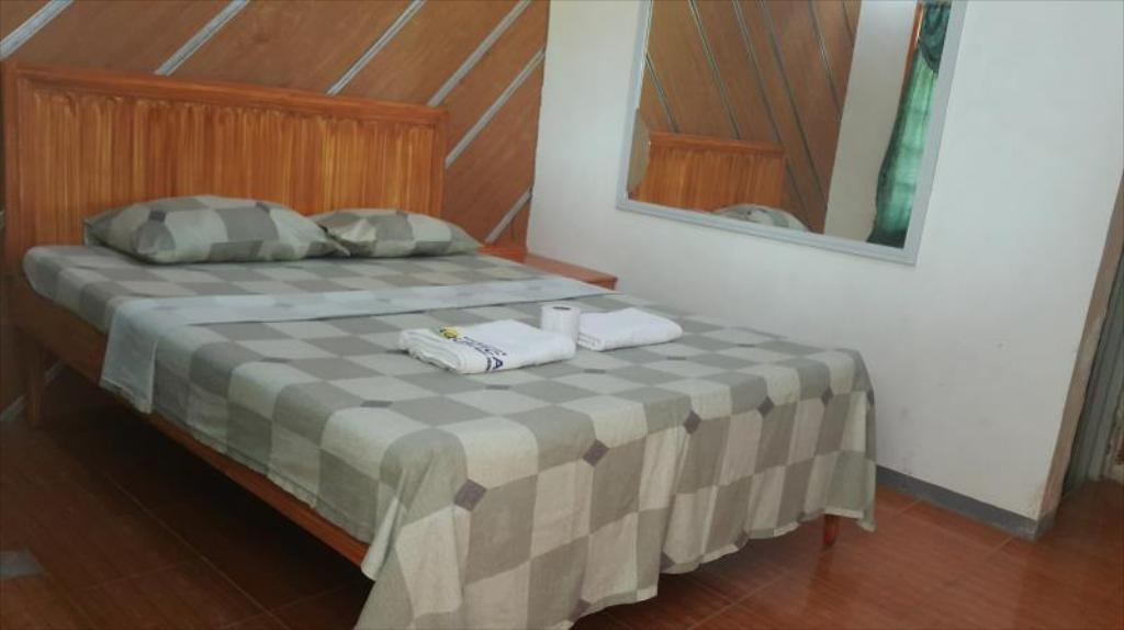 Standard Fan - Double - Bed Aquatica Beach Resort