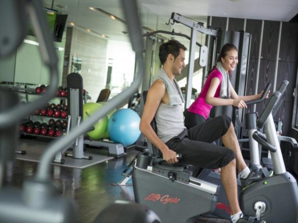 Fitness center Holiday Inn Bangkok Sukhumvit