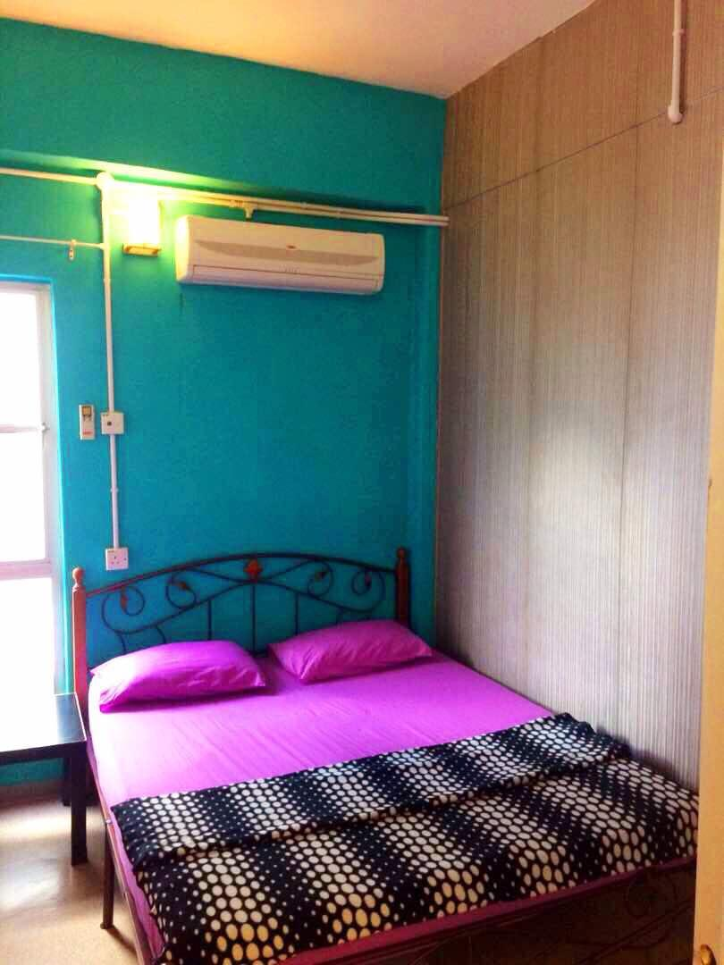 Penghawa Dingin Double (Double Air Conditioning)