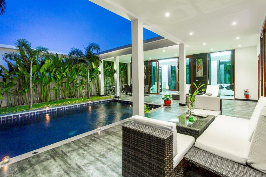 Luxury 2-Bedroom Villa with Private Pool