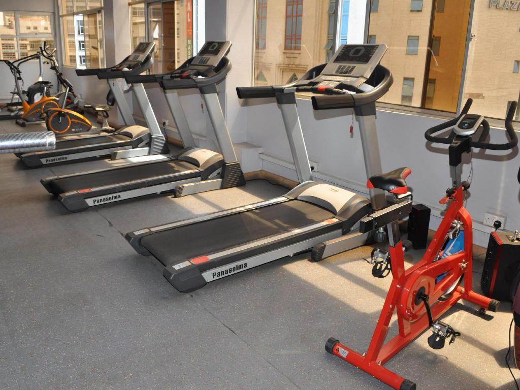 Fitness center The Clarion Hotel