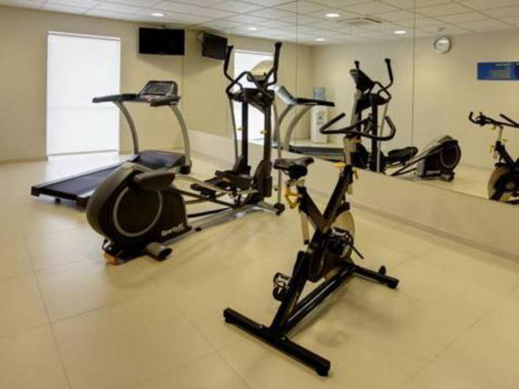 fitnesscenter City Express Villahermosa