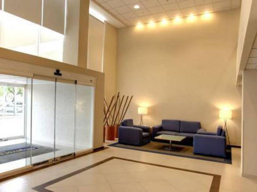 Lobby City Express Villahermosa