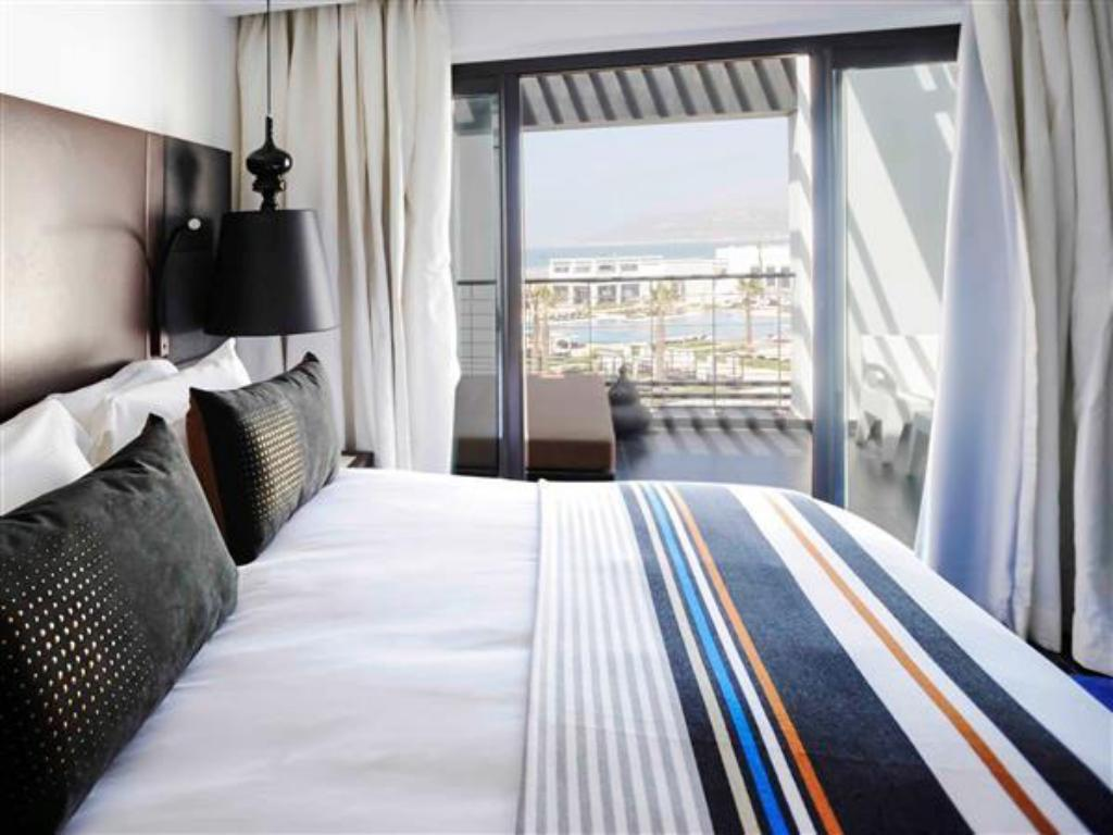 Superior King Room - Bed Sofitel Agadir Thalassa Hotel