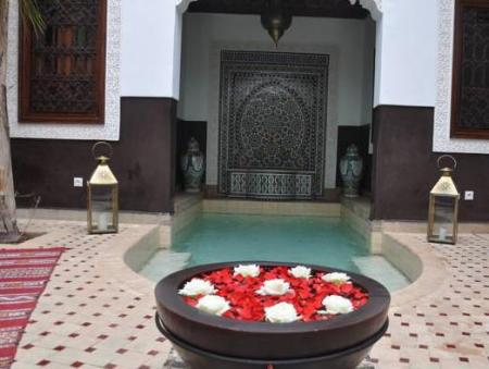 Interior view Riad Charme d'Orient Adults Only