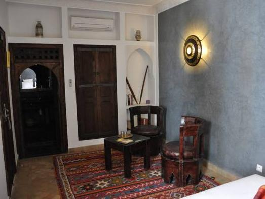 Moulay Ahmed Double Room