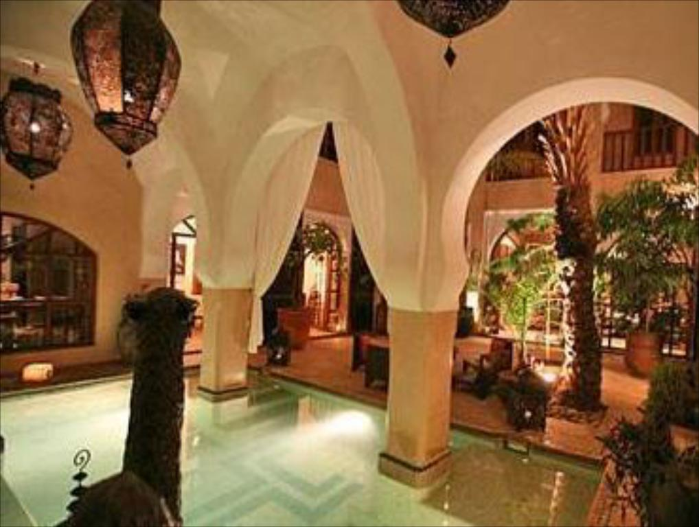 Interior view Riad Selouane