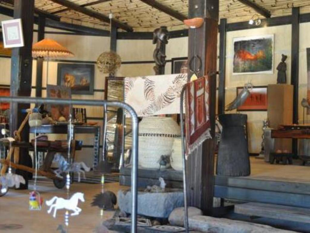 Interior view Kashana Namibia Guesthouse