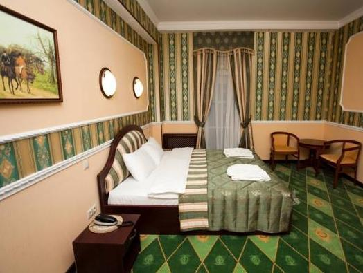 Business Comfort room with 1 double bed