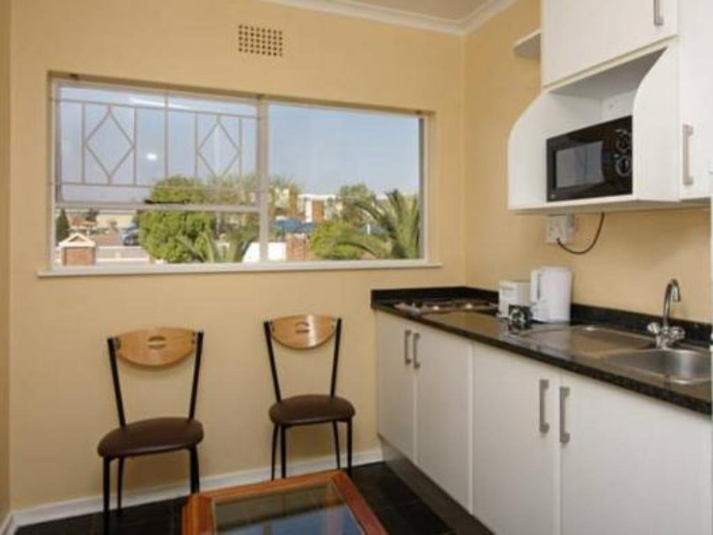 Interior view Vetho 1 Apartments OR Tambo Airport