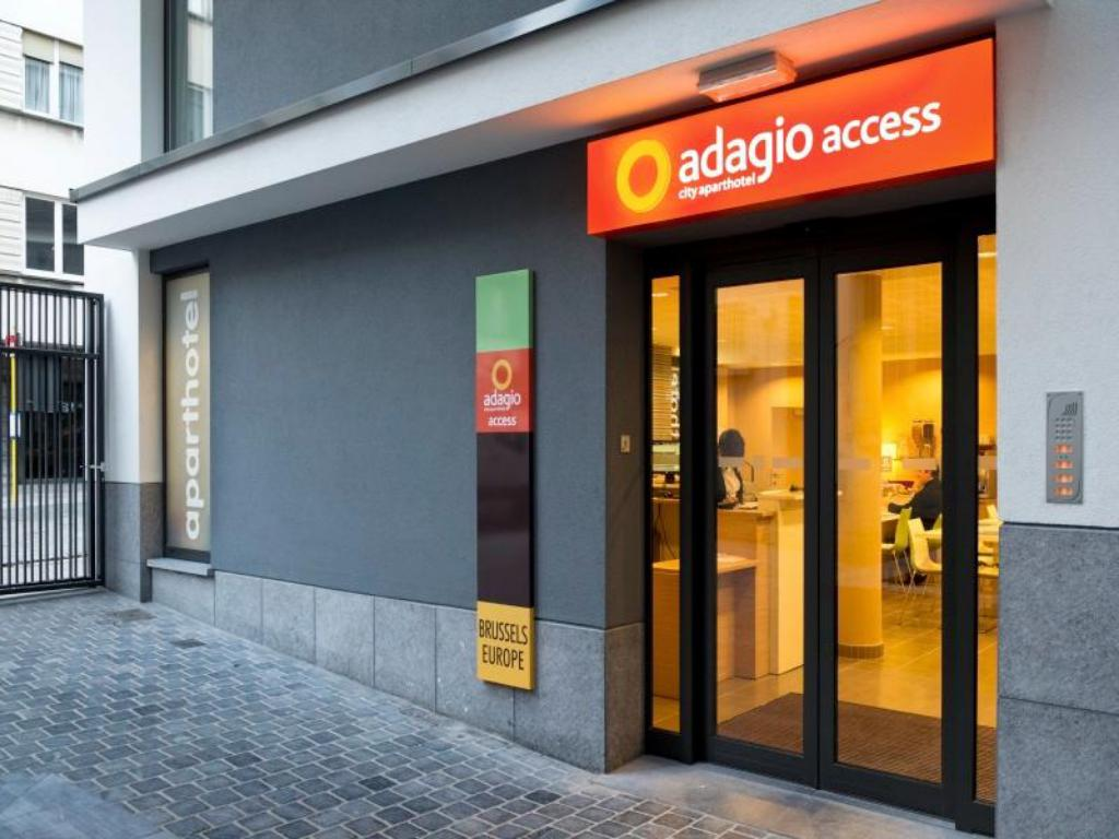More about Adagio Access Bruxelles Europe Hotel
