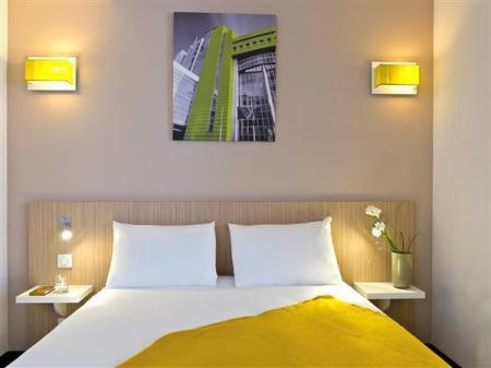 Small Studio for 2 Persons Adagio Access Bruxelles Europe Hotel