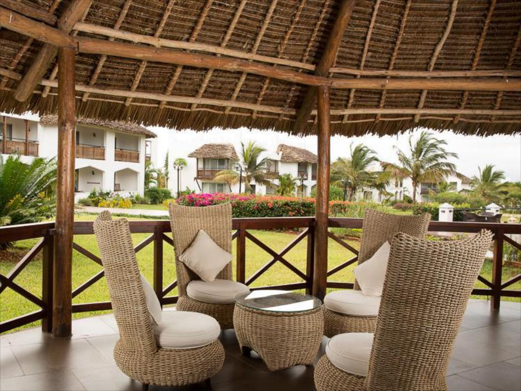 Lobby Royal Zanzibar Beach Resort