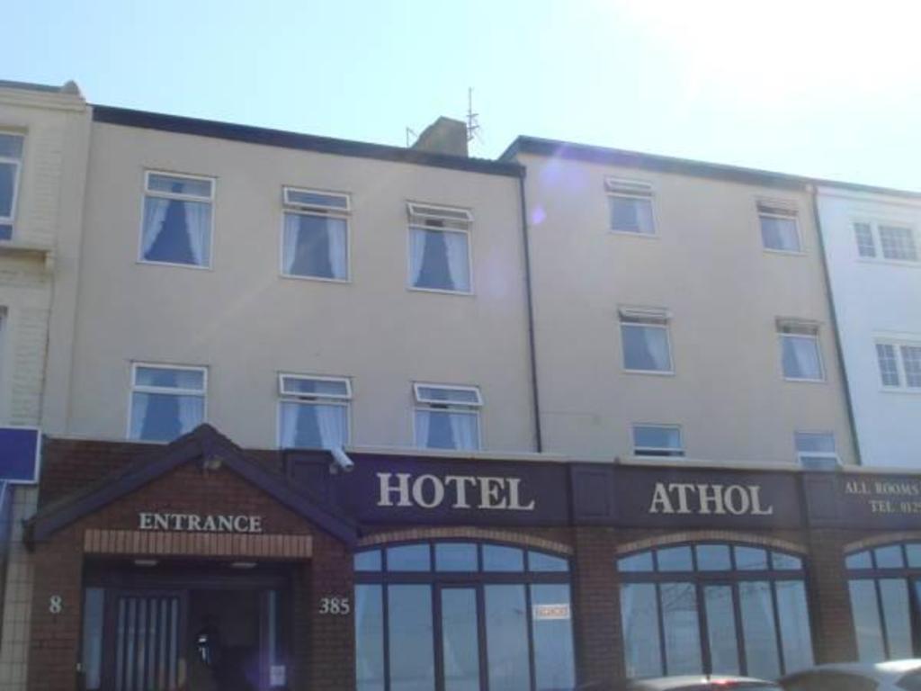 阿瑟爾布萊克浦酒店Hotel Athol Blackpool