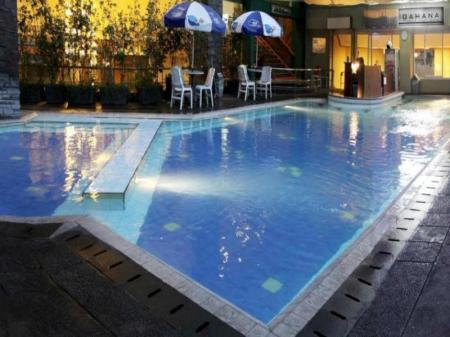 Swimming pool [outdoor] Kedaton Hotel