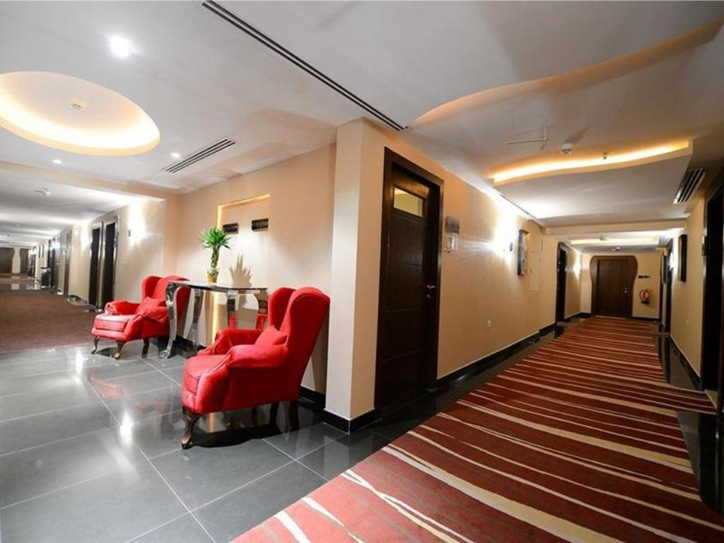 Interior view Obaer Hotel