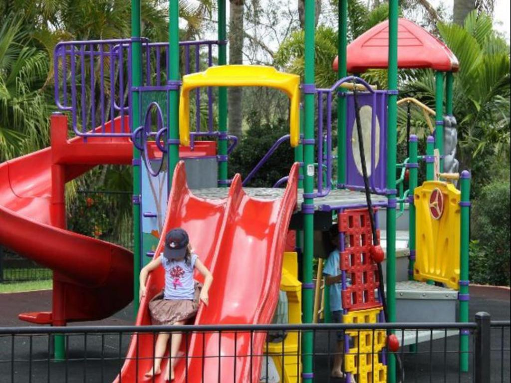 Recreational facilities Brisbane Gateway Resort