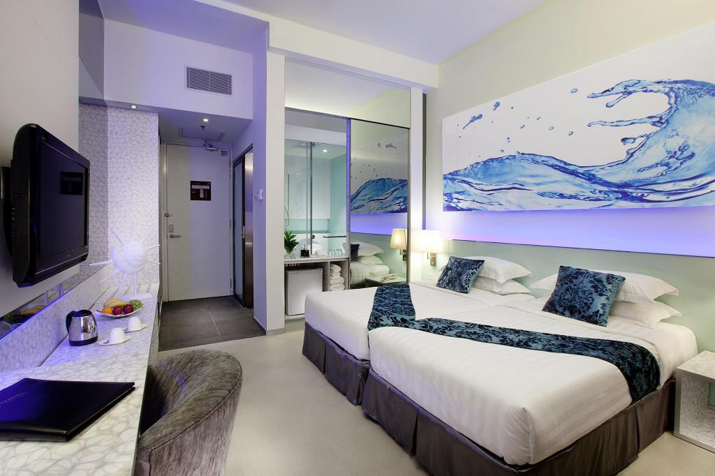 Standard Double or Twin Room - Bedroom