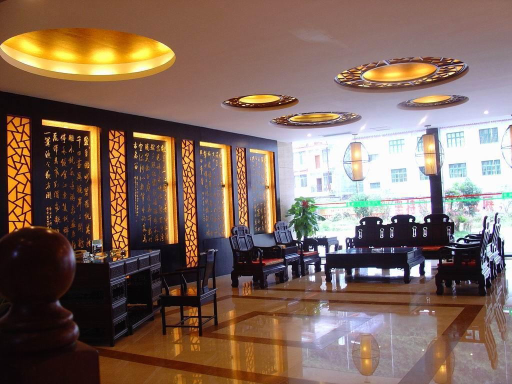 Lobby Yangshuo Jasper International Hotel