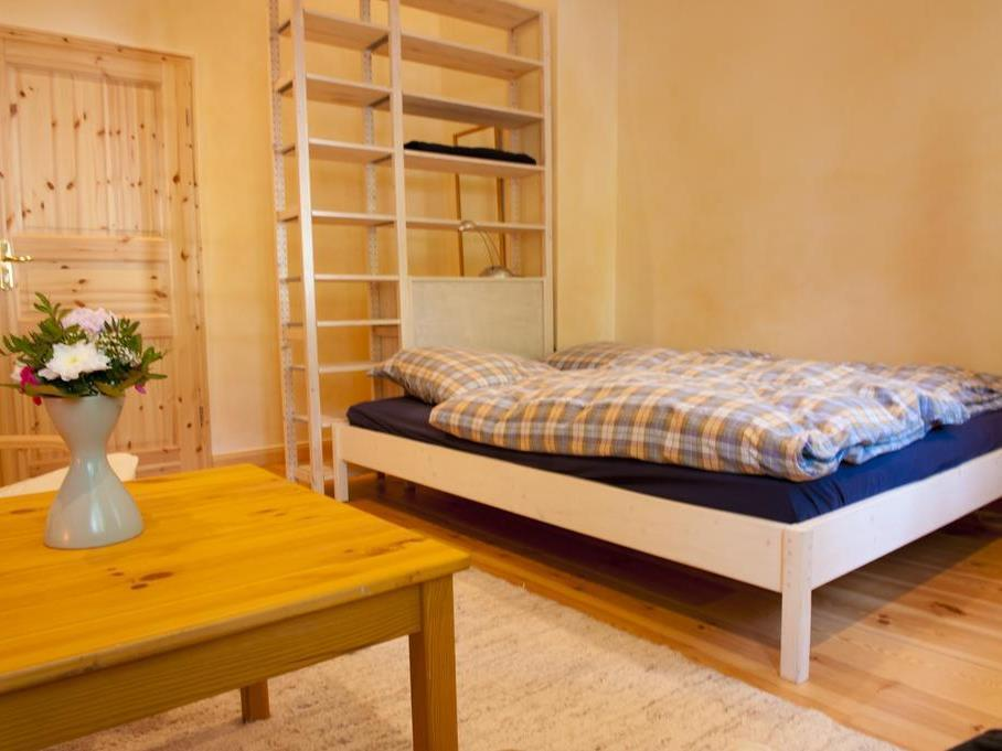 3 Kişilik Oda Ortak Banyolu (Triple Room with Shared Bathroom)