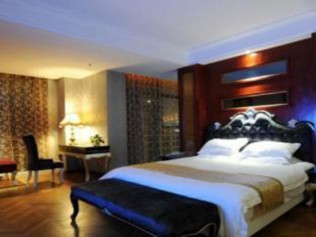 Alle 20 ansehen Hangzhou West Shang'ai Hotel