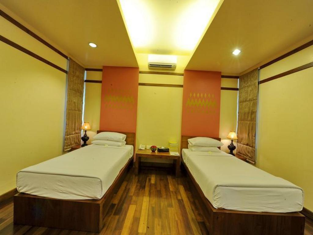 Deluxe  - Bed The Myat Mingalar Hotel