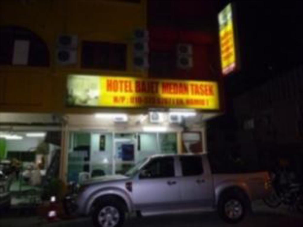 See all 15 photos Hotel Bajet @ Medan Tasek