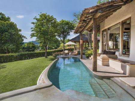 1 Schlafzimmer Pool Villa The Naka Island, a Luxury Collection Resort & Spa, Phuket