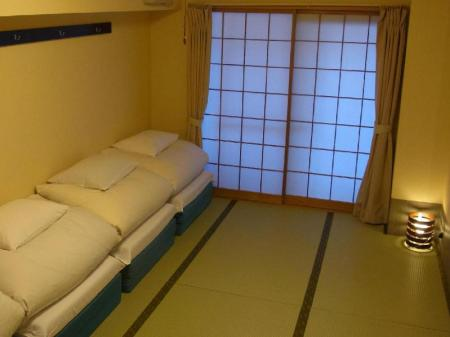 Japanese Western Style Budget Inn Kyoto