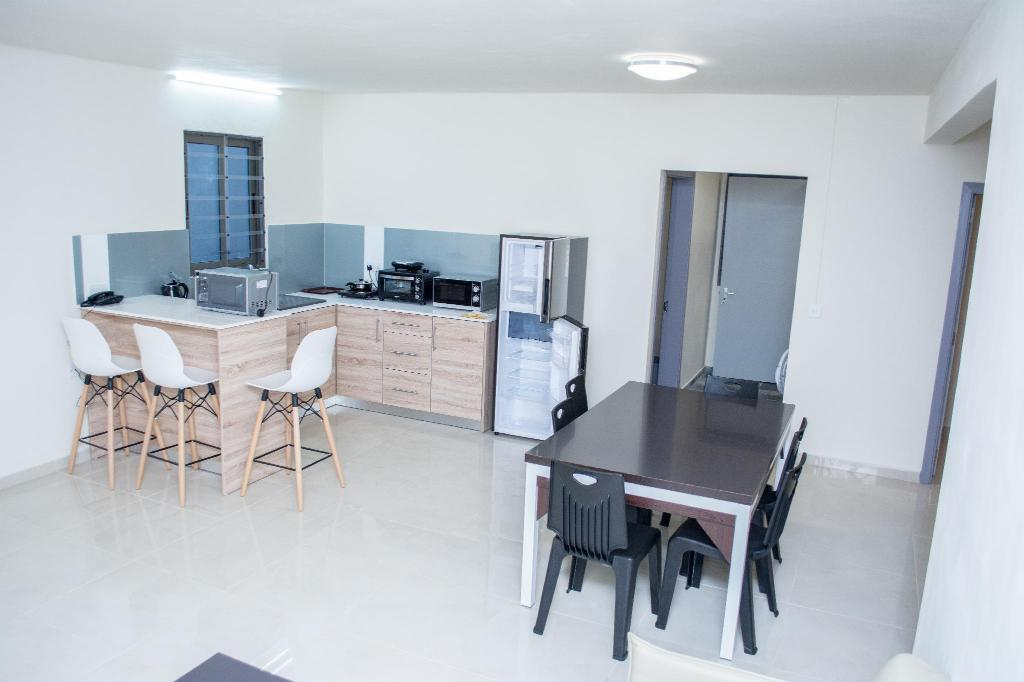 3 Bedroom Apartment - Facilities