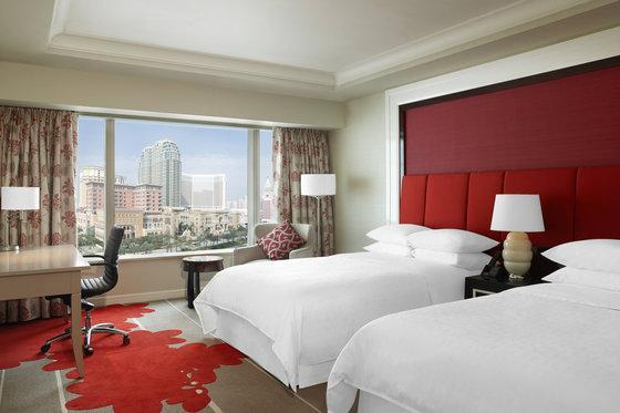 Cotai View Twin, Guest room, 2 Twin/Single Bed(s)
