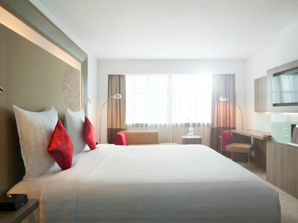 Novotel Jakarta Gajah Mada Hotel In Indonesia Room Deals Photos Reviews