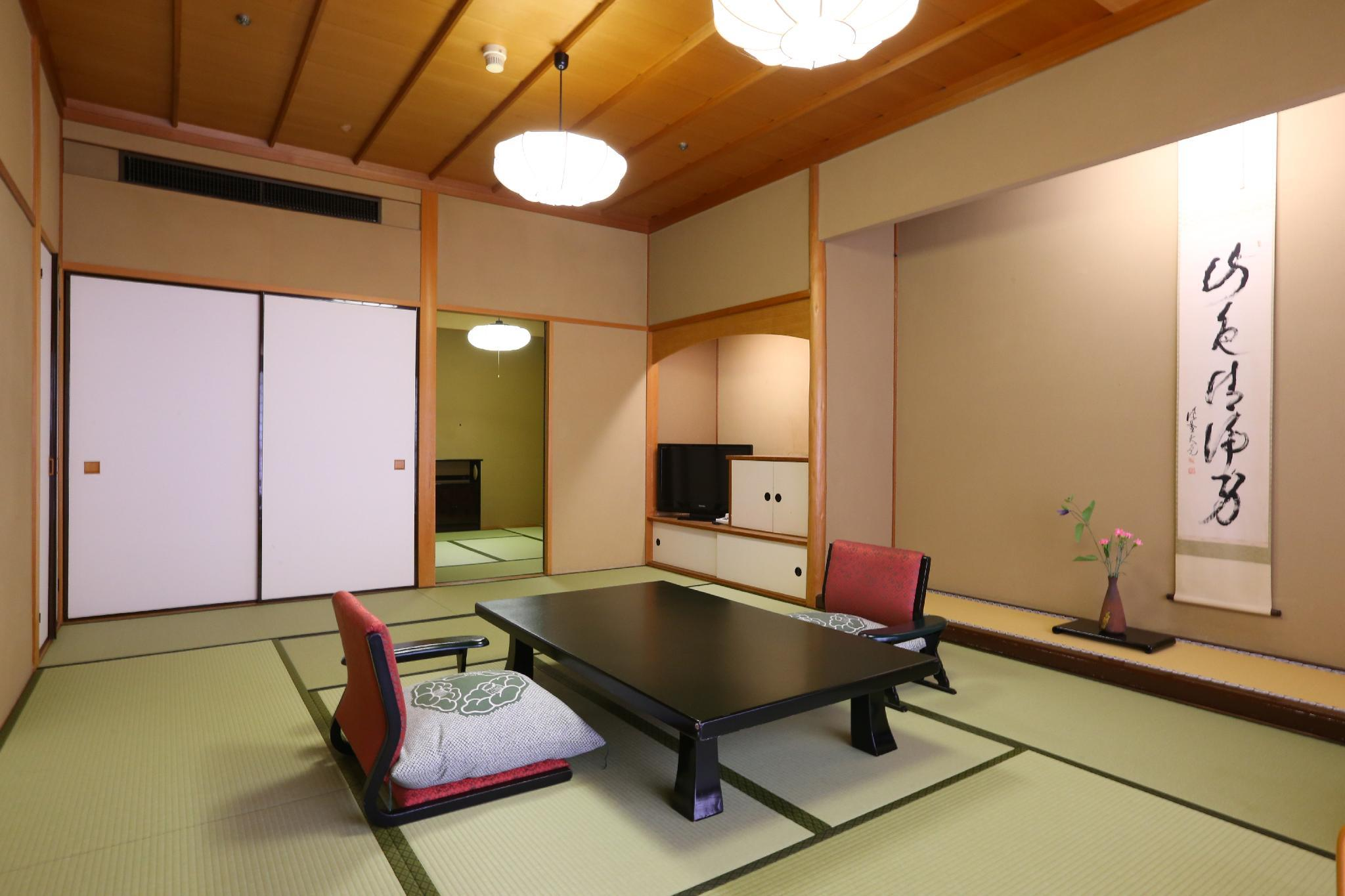 Japanese Style Standard Twin Room