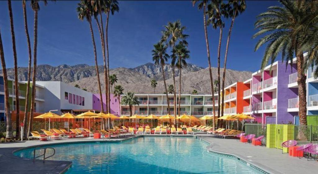 The Saguaro Palm Springs in Palm Springs (CA) - Room Deals