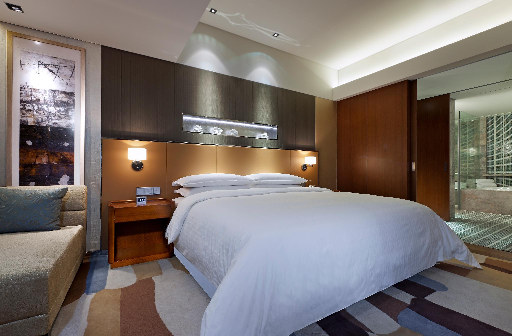 Superior Suite, Club lounge access, 1 Bedroom Suite, 1 King