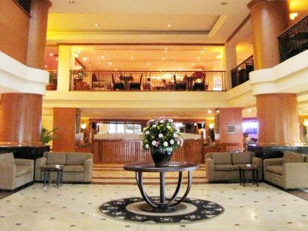Tampilan interior Verwood Hotel and Serviced Residence