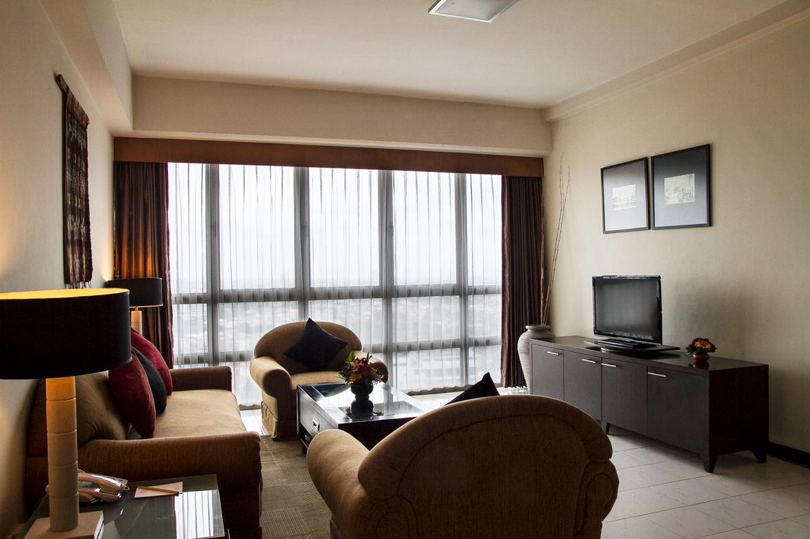 Suite Executive 2-Kamar Tidur  (2 Bedroom Executive Suite )