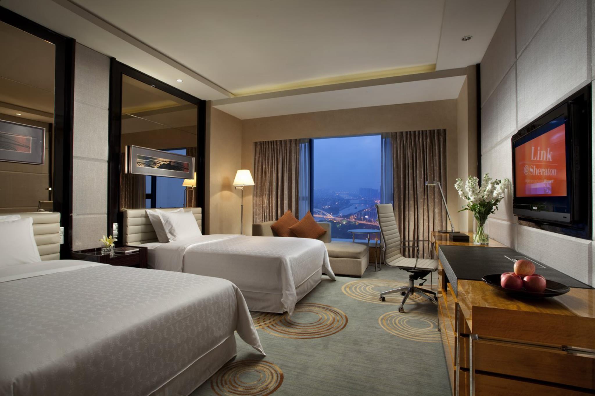 sheraton zhongshan hotel