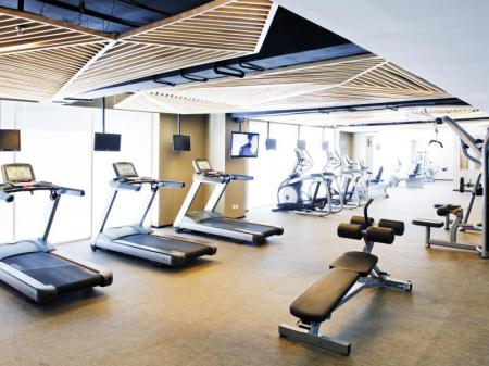 Fitness center The Stones Hotel - Legian Bali, Autograph Collection