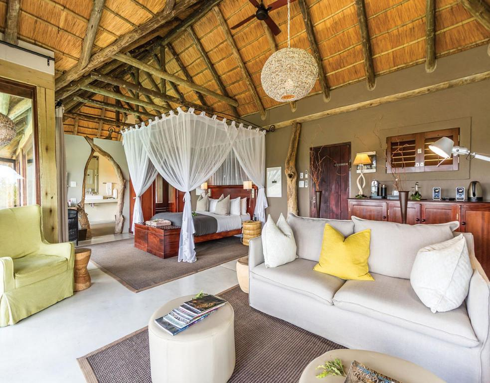 Suite De Luxe Leopard Hills Private Game Reserve