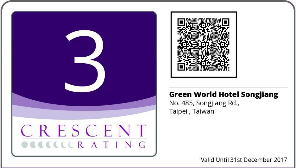 Green World Songjiang In Taipei Room Deals Photos Reviews