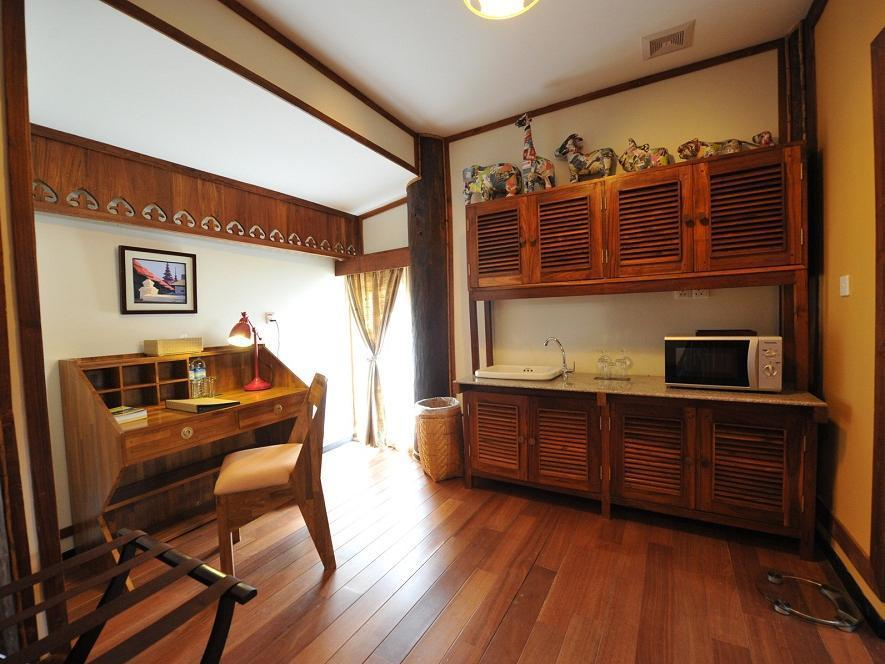 Banglo Chalet Jenis 3 (Chalet Bungalow Type 3)