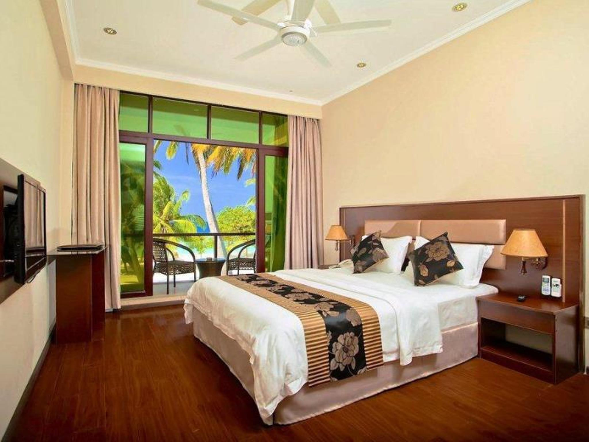 Deluxe Double Room with Balcony - Sea View