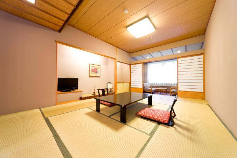 Main Building Deluxe Japanese Style Room