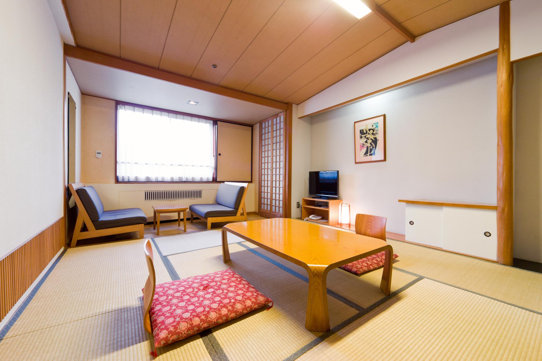 West Building Standard Japanese Style Room A for 4 People