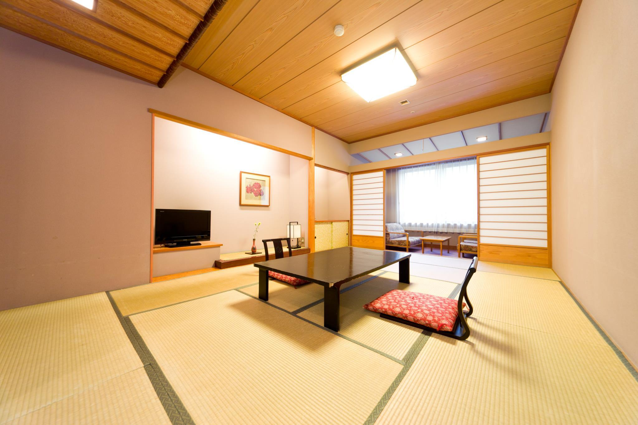 Main Building Deluxe Japanese Style Room B